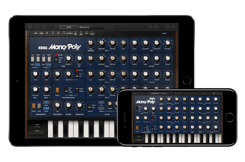 RA Reviews: Korg - iMono/Poly (Tech)