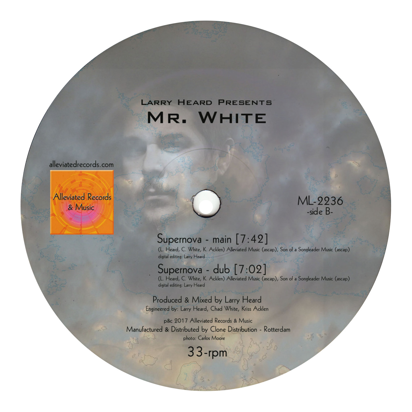 Larry Heard Presents Mr. White - Virtual Emotion