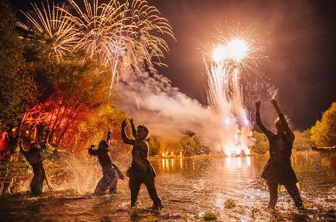 Ra Reviews Lost Village Festival 2017 At Norton Disney Event