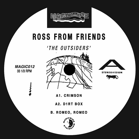 Ross From Friends - The Outsiders