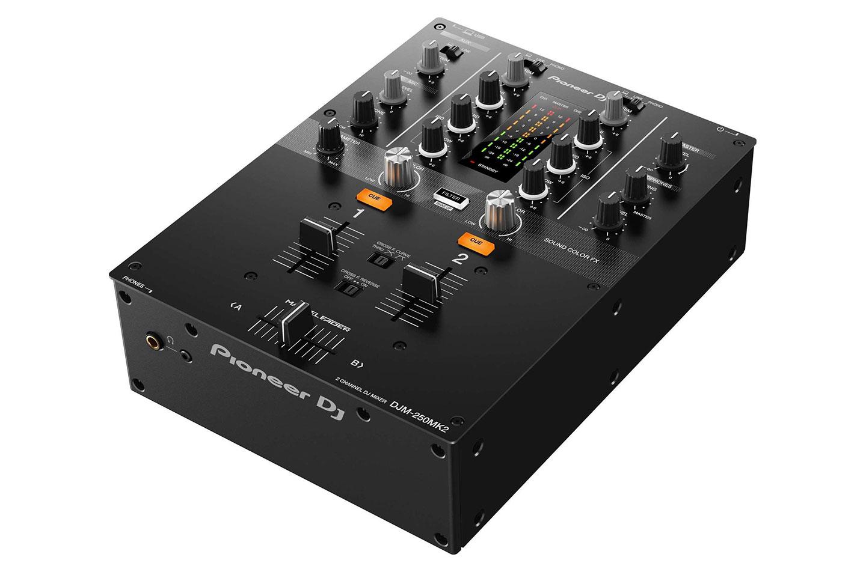 RA Reviews: Pioneer DJ - DJM250 MK2 / Pioneer DVS system (Tech)