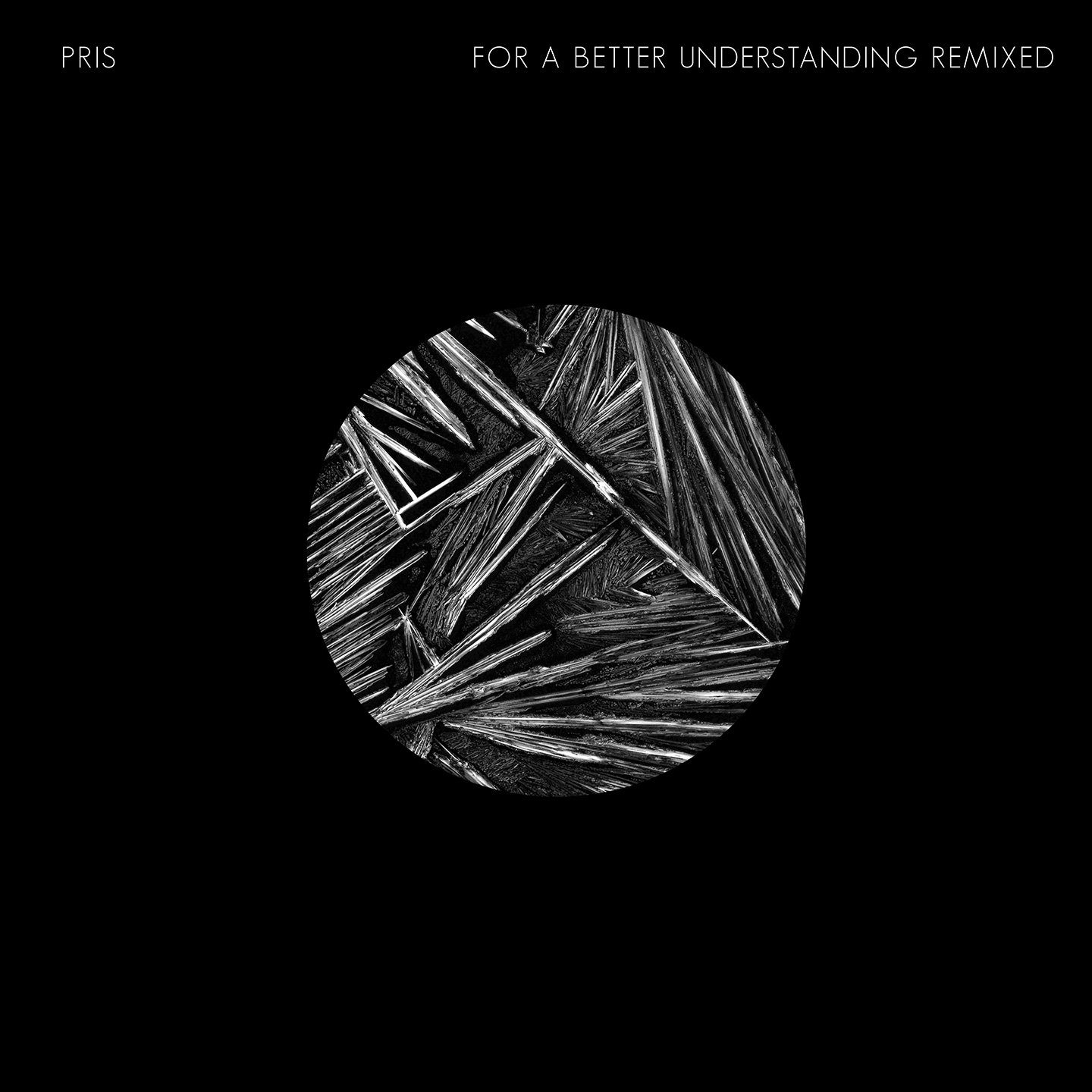 Pris - For A Better Understanding Remixed