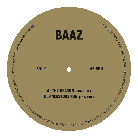 Baaz ‎- The Reason