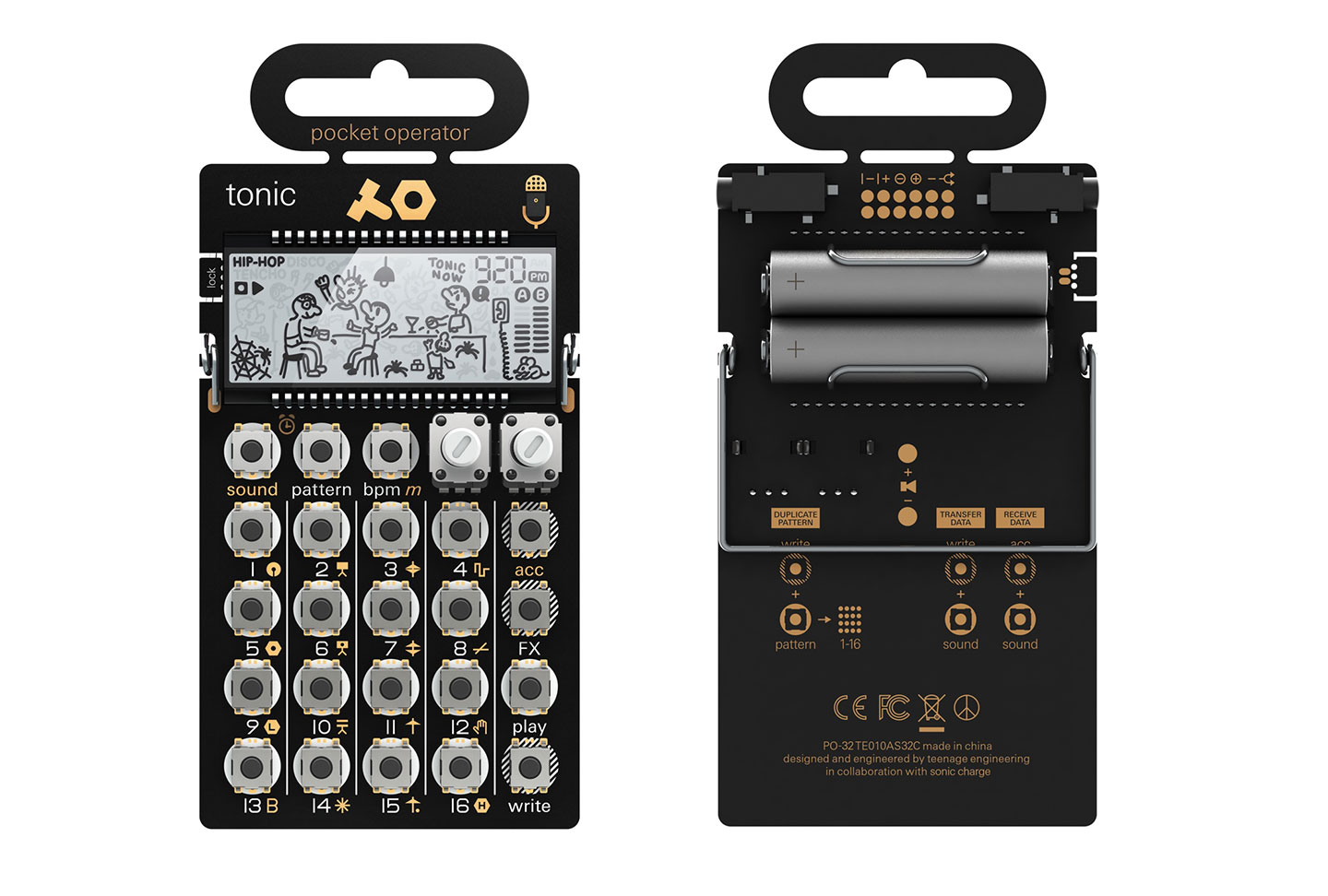 Teenage Engineering - PO-32 Tonic