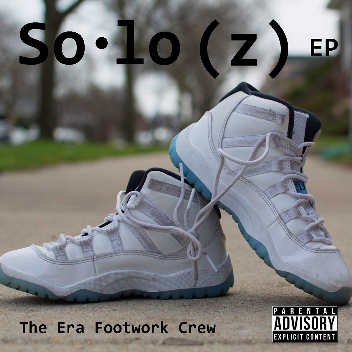 The Era Footwork Crew -  So·lo (z) EP
