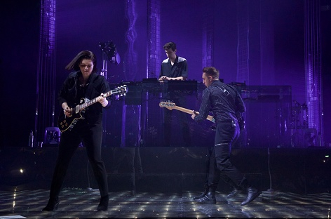 The xx at Brixton Academy