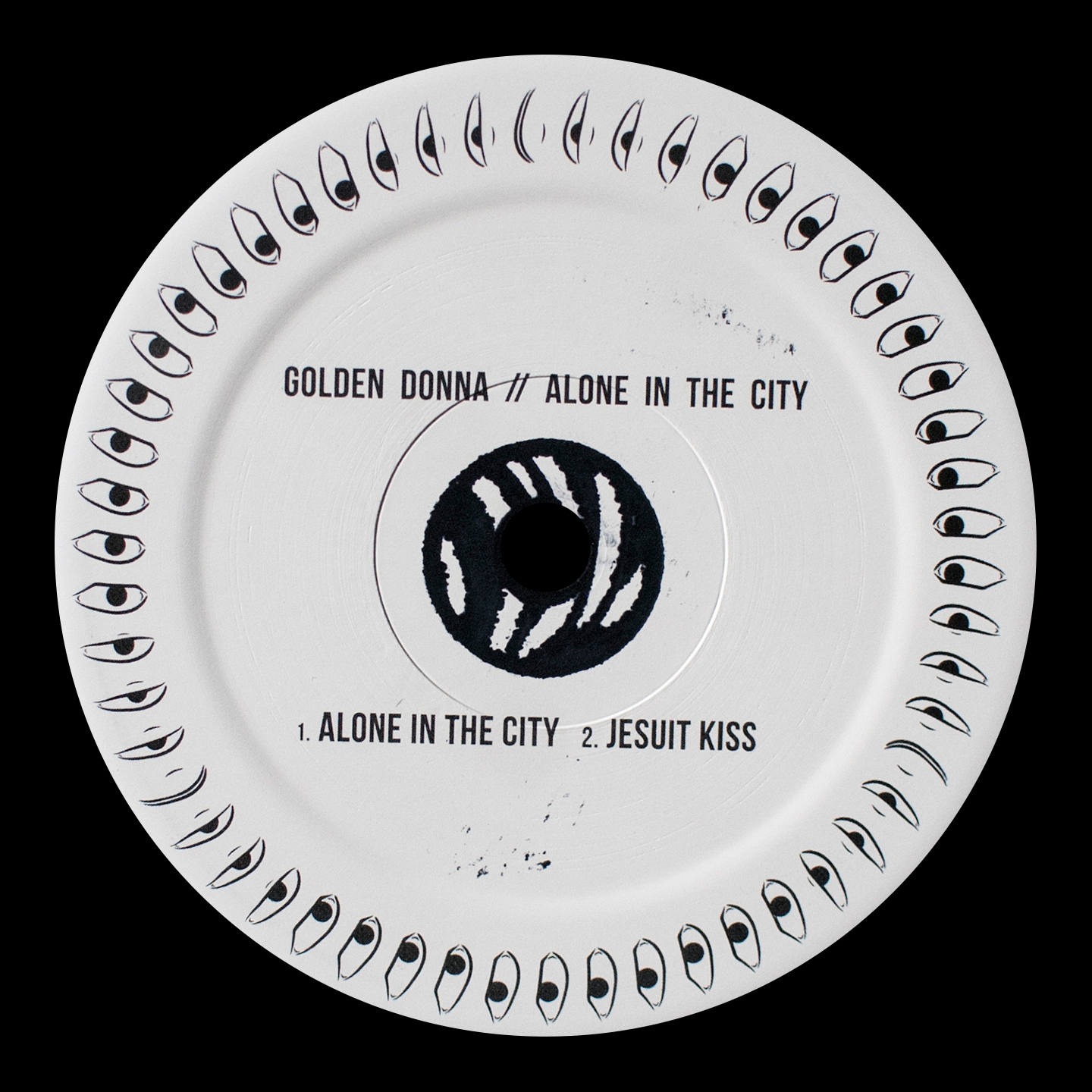 Golden Donna - Alone In The City