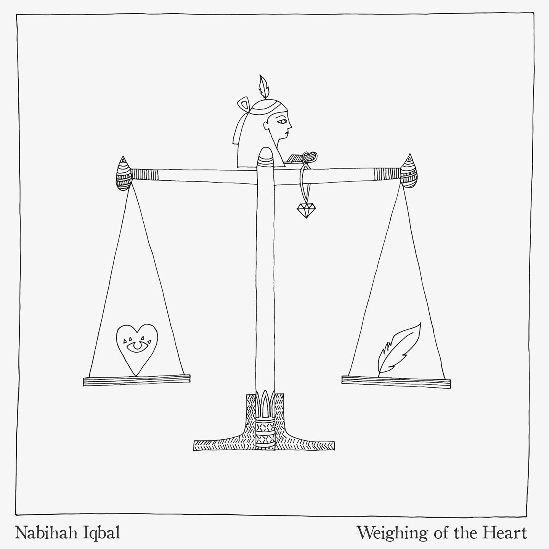 Ra Reviews Nabihah Iqbal Weighing Of The Heart On Ninja Tune Album