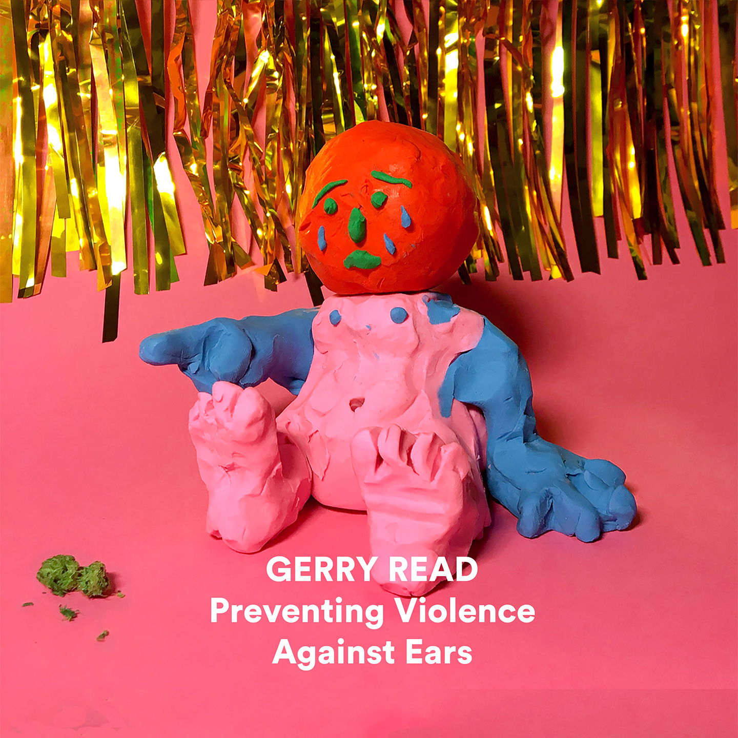 Gerry Read ‎- Preventing Violence Against Ears