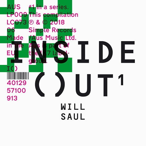 Will Saul - Inside Out 1