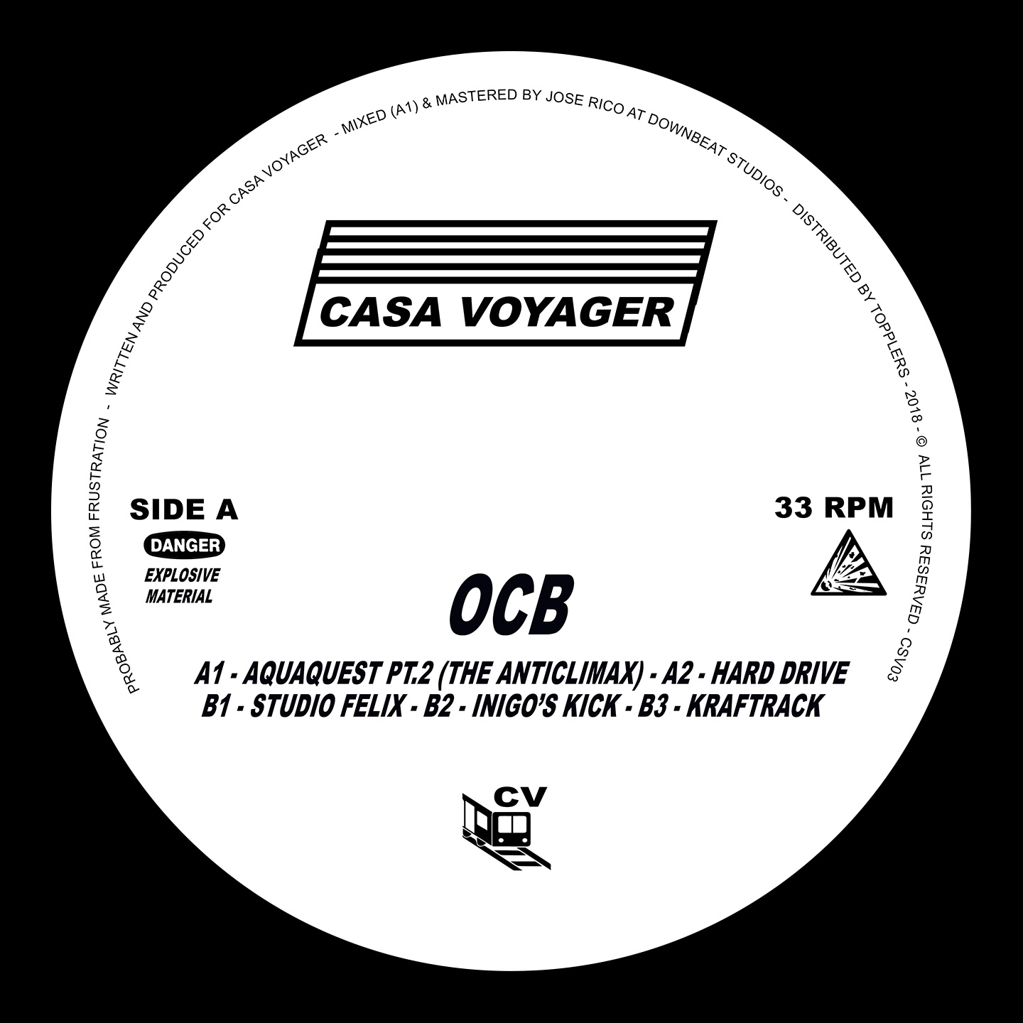 OCB - The Anticlimax