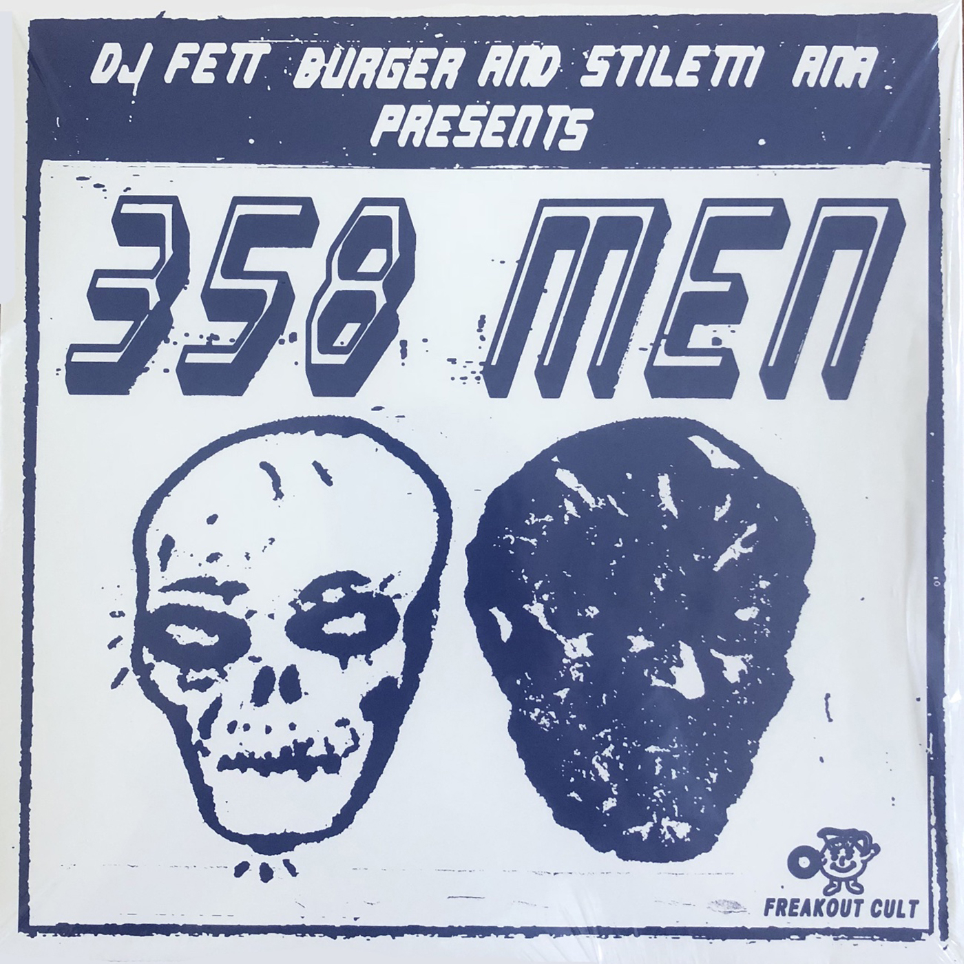 DJ Fett Burger and Stiletti Ana - 358 Men