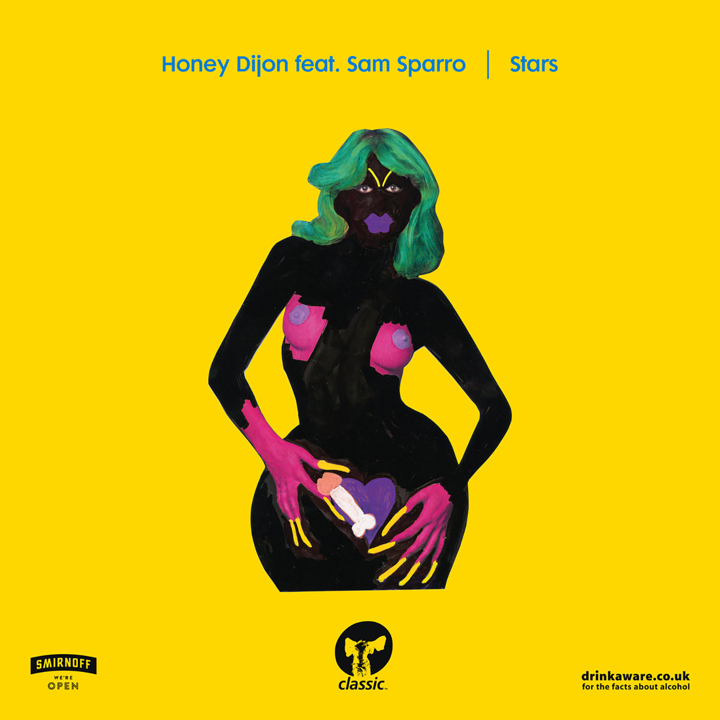 Honey Dijon - Stars feat. Sam Sparro