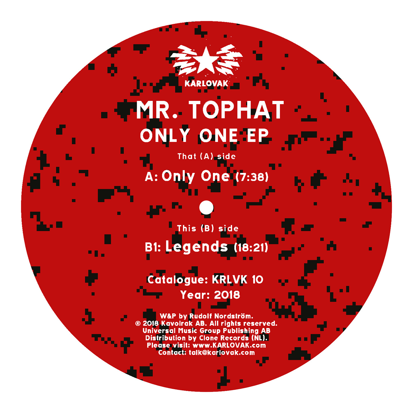 Mr. Tophat - Only One