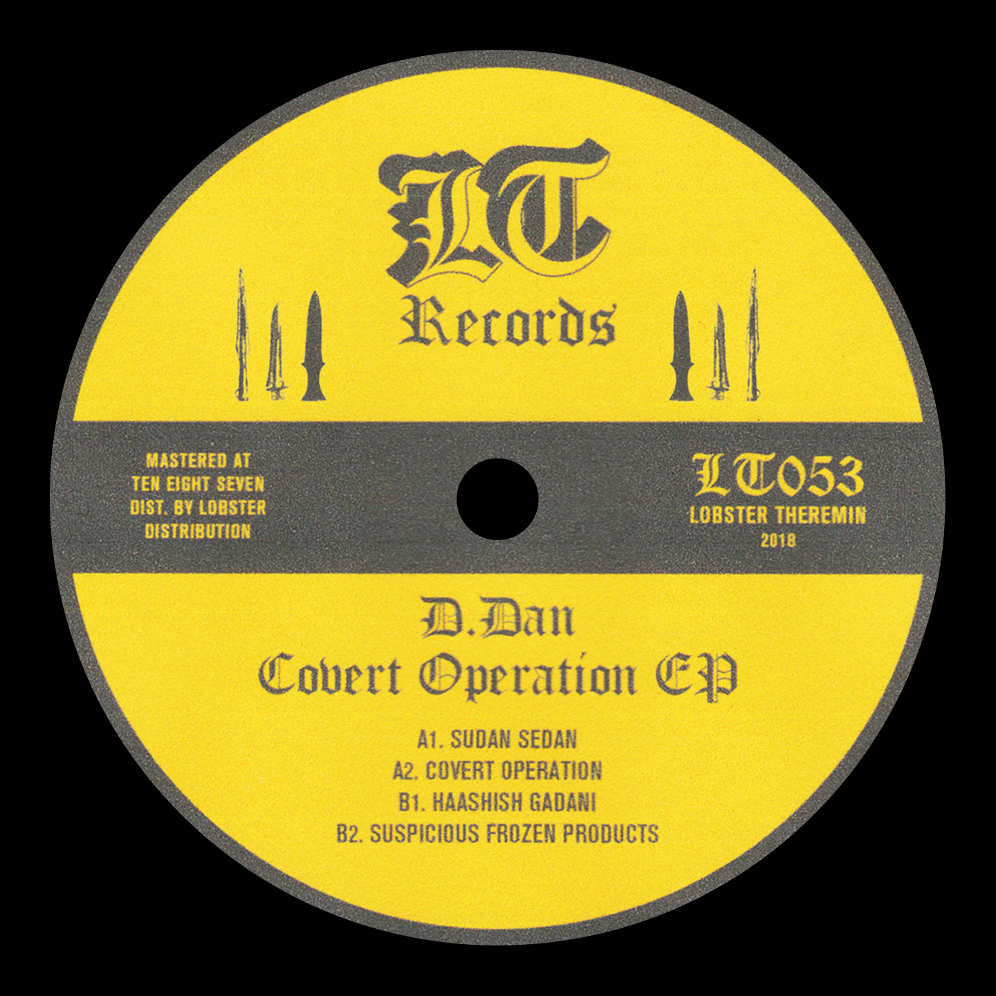 D.Dan - Covert Operation