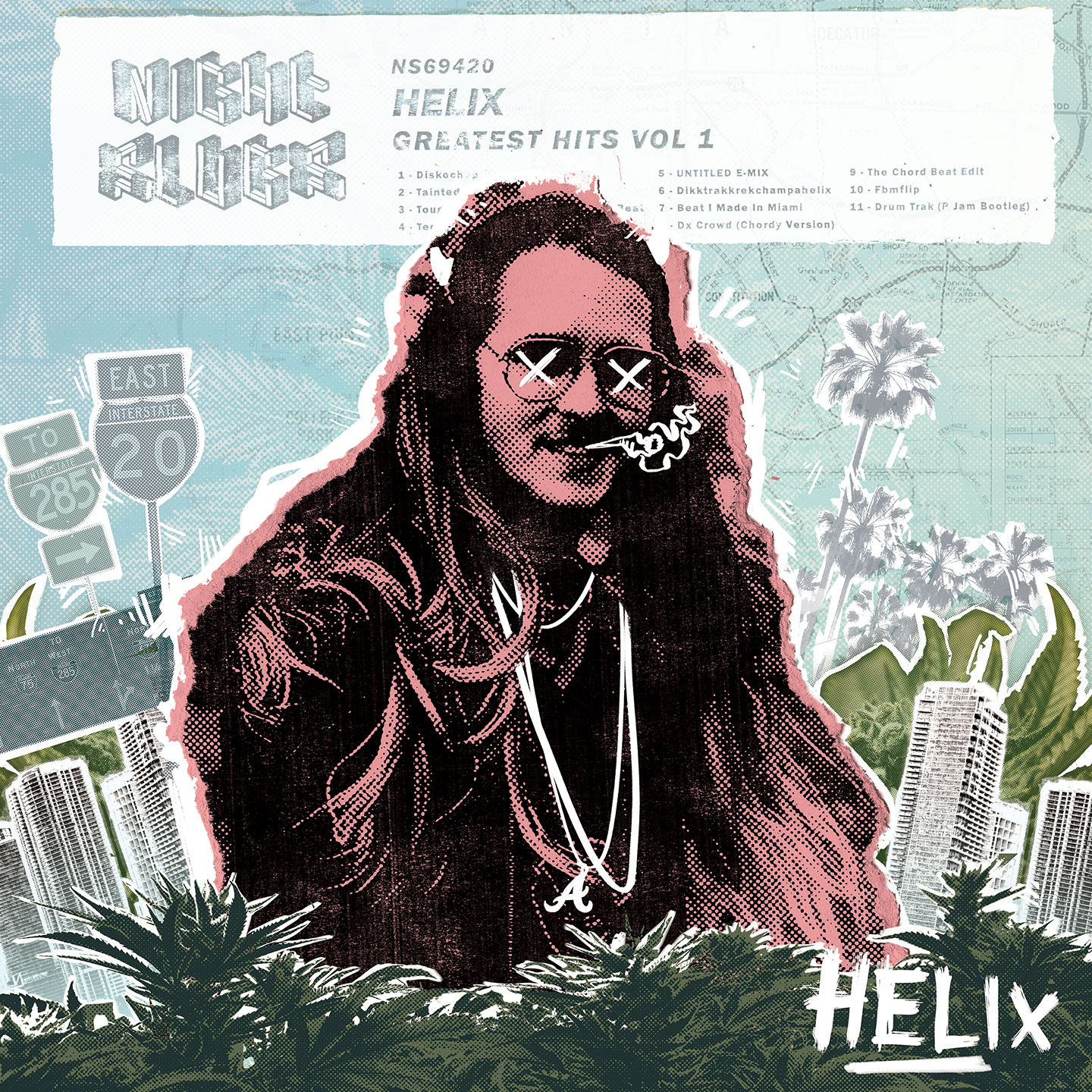 Helix - Greatest Hits Vol 1