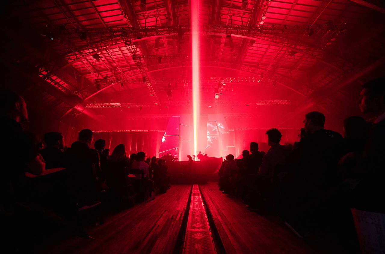 Oneohtrix Point Never presents MYRIAD in New York
