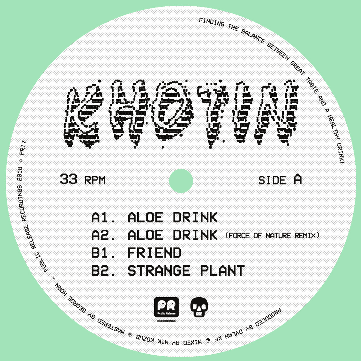 Khotin - Aloe Drink