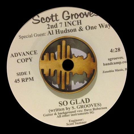 Scott Grooves - 2nd 7 Inch