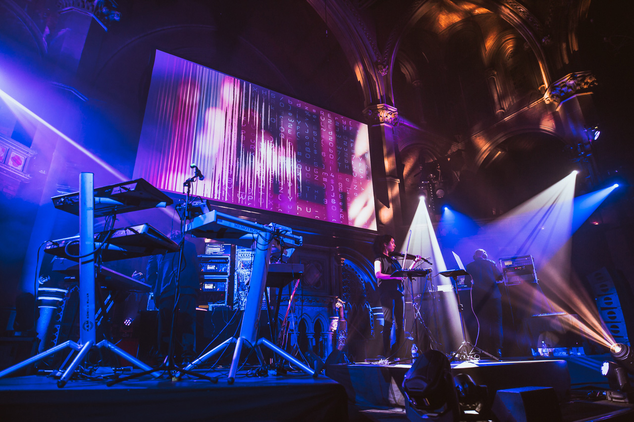 RA Reviews: Tangerine Dream in London at Union Chapel (Event)