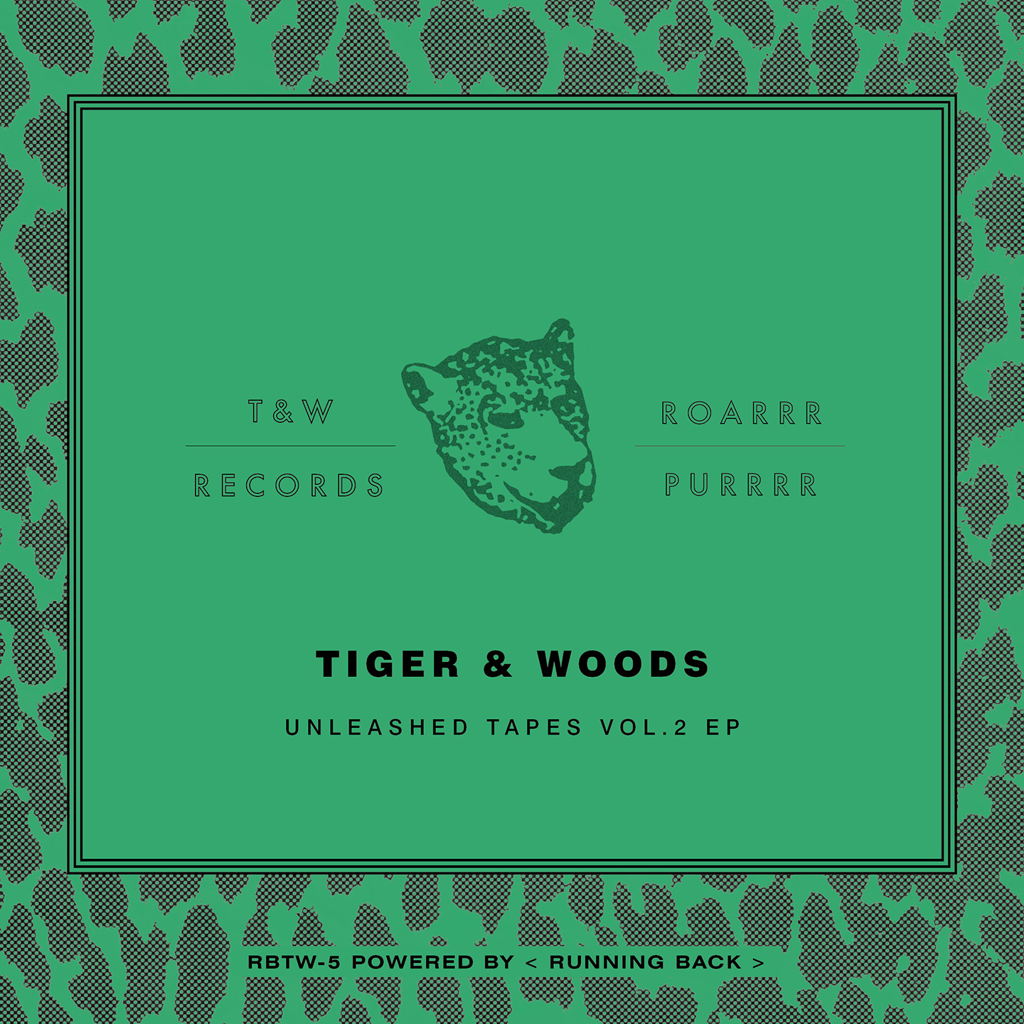Tiger & Woods ‎- Unleashed Tapes Vol. 2