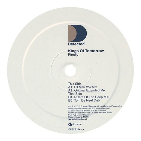 RA Reviews: Rewind: Kings Of Tomorrow - Finally on