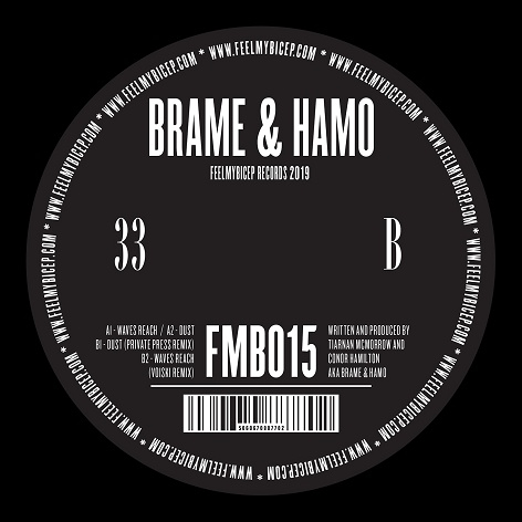Brame & Hamo - Waves Reach EP
