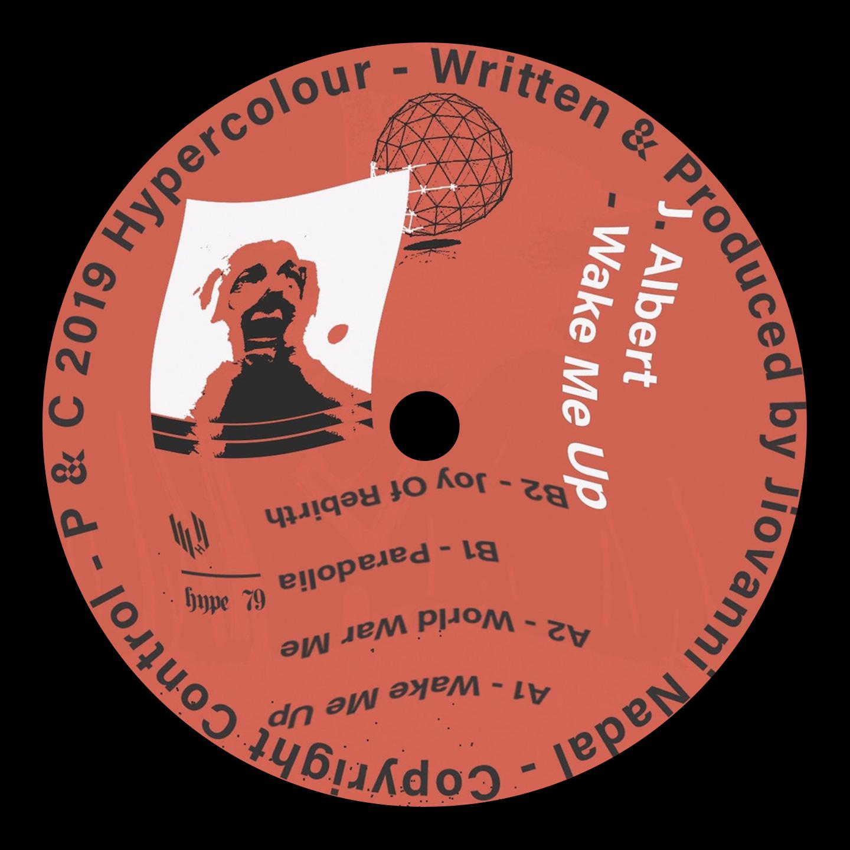 RA Reviews: J  Albert - Wake Me Up on Hypercolour (Single)