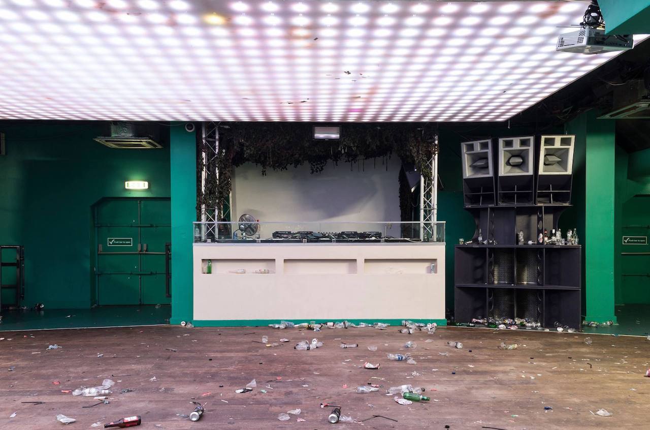 Mint Club closing in Leeds