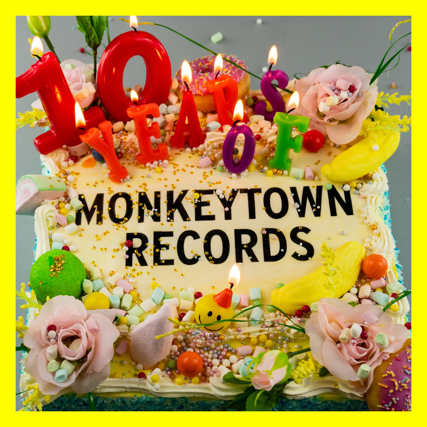 Various - 10 Years Of Monkeytown Records