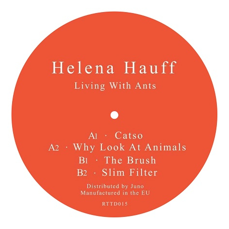 Helena Hauff - Living With Ants