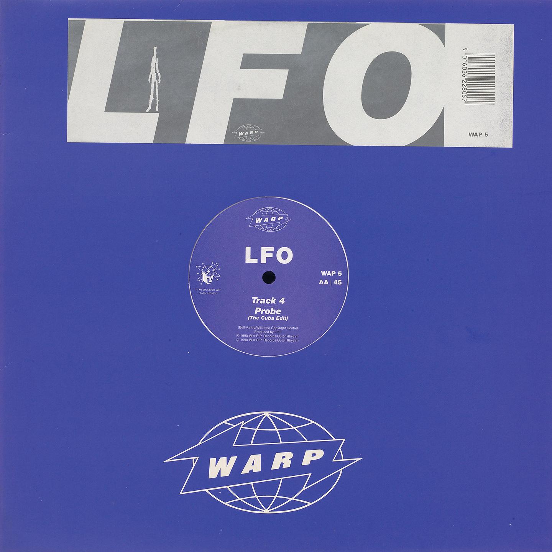 RA Reviews: Rewind: LFO - LFO on Warp Records (Single)