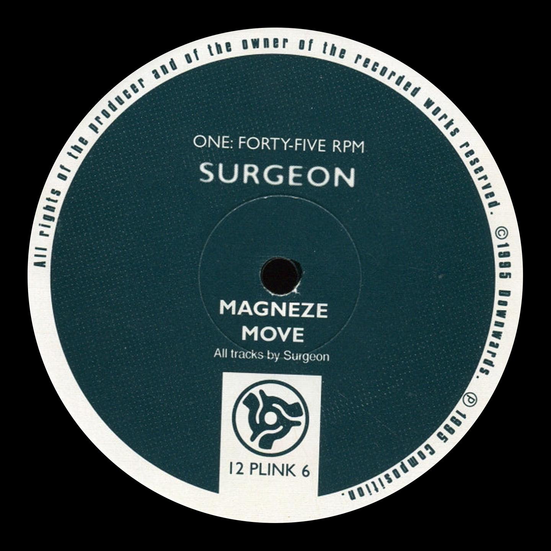 Surgeon - Surgeon EP