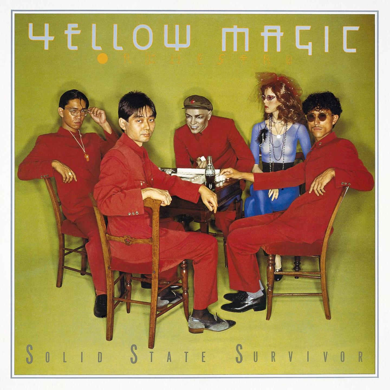 Rewind: Yellow Magic Orchestra - Solid State Survivor