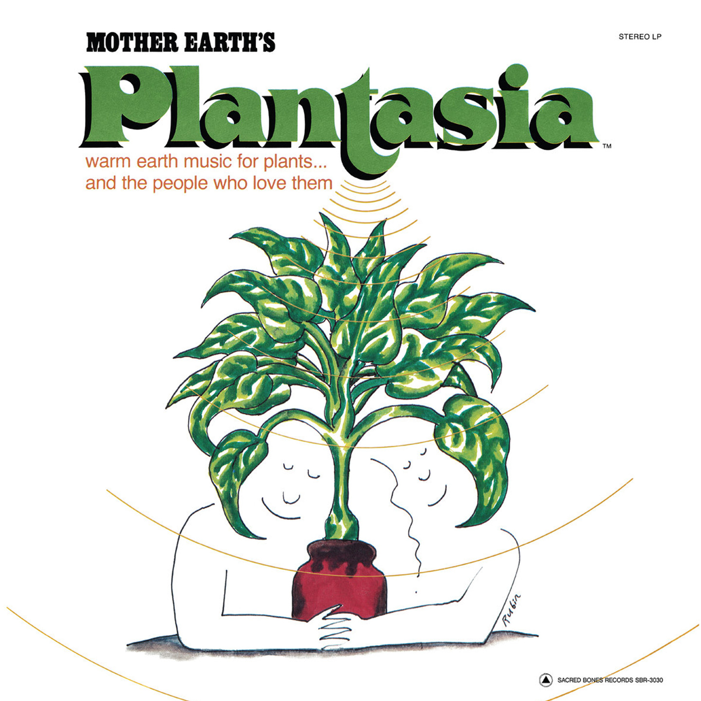 Mort Garson ‎- Mother Earth's Plantasia