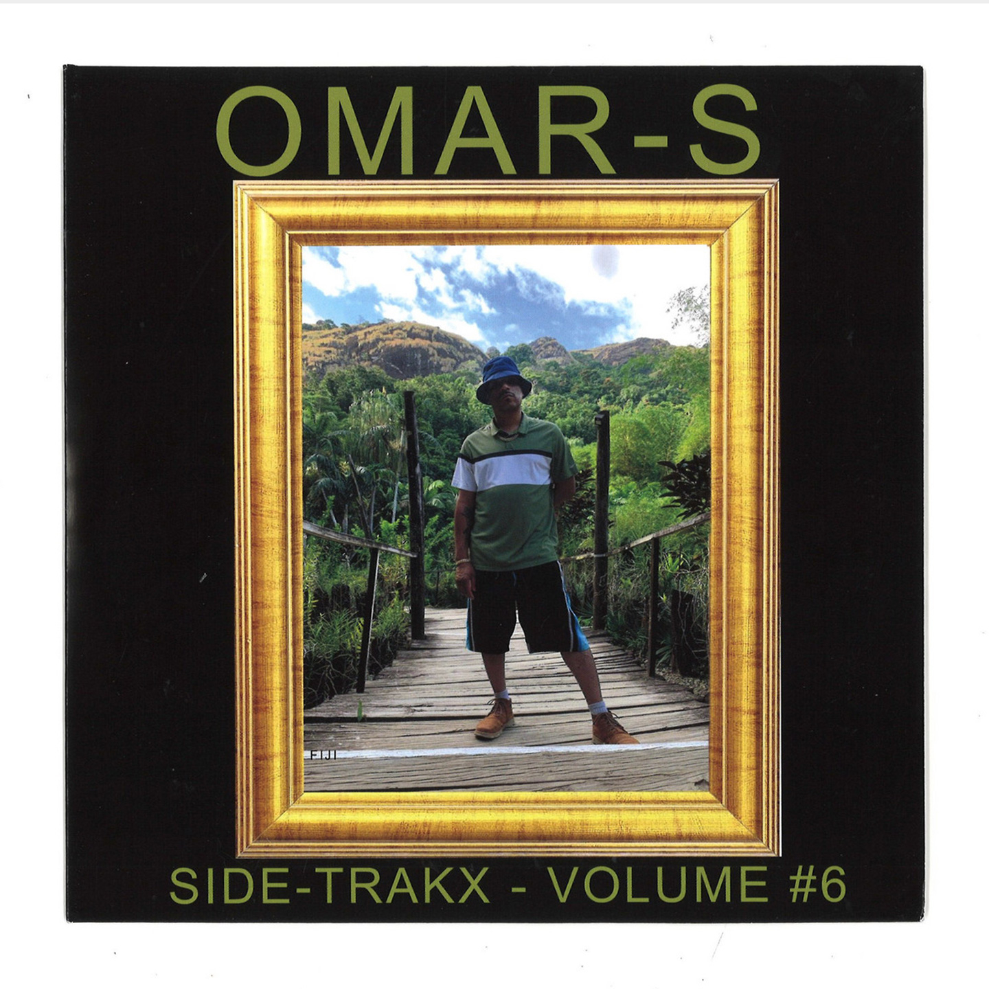 Omar-S - Side Trakx Vol#6