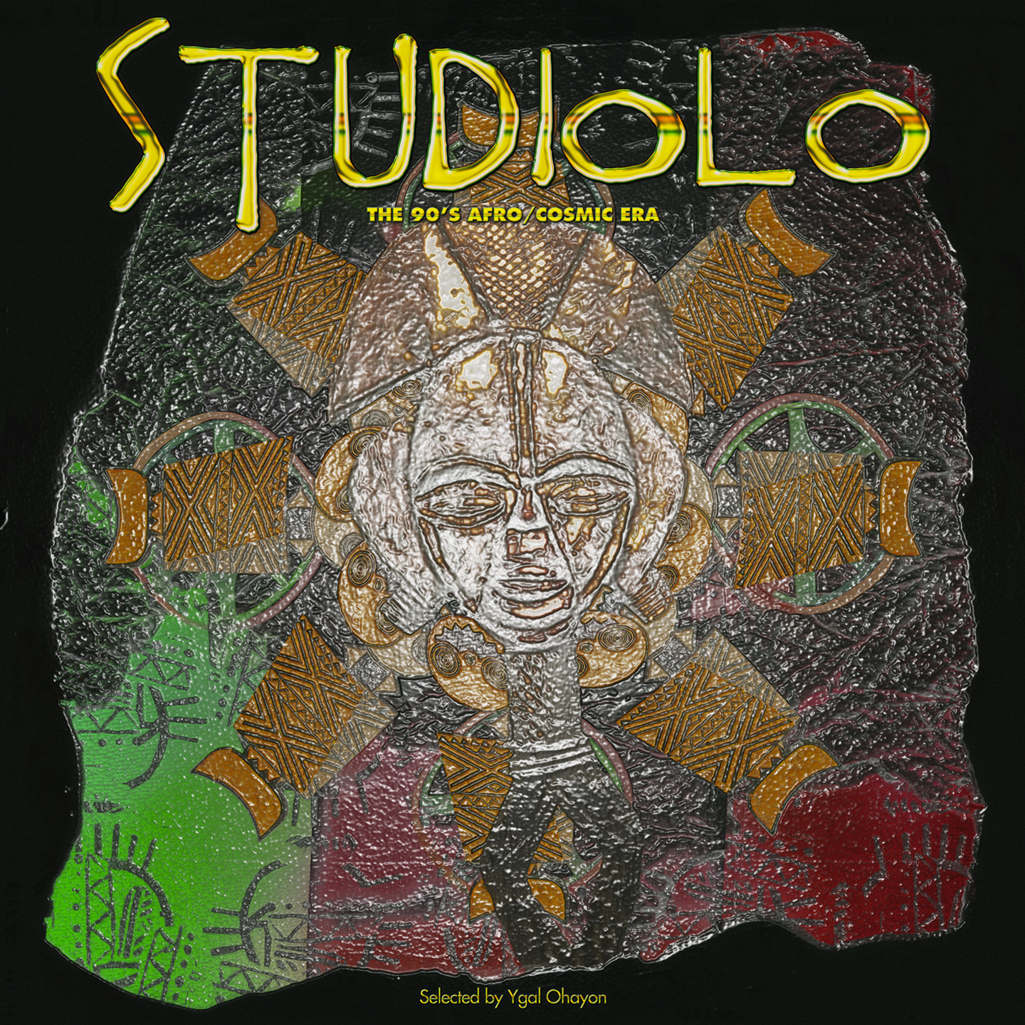 Various - Studiolo: The '90s Cosmic Afro Era