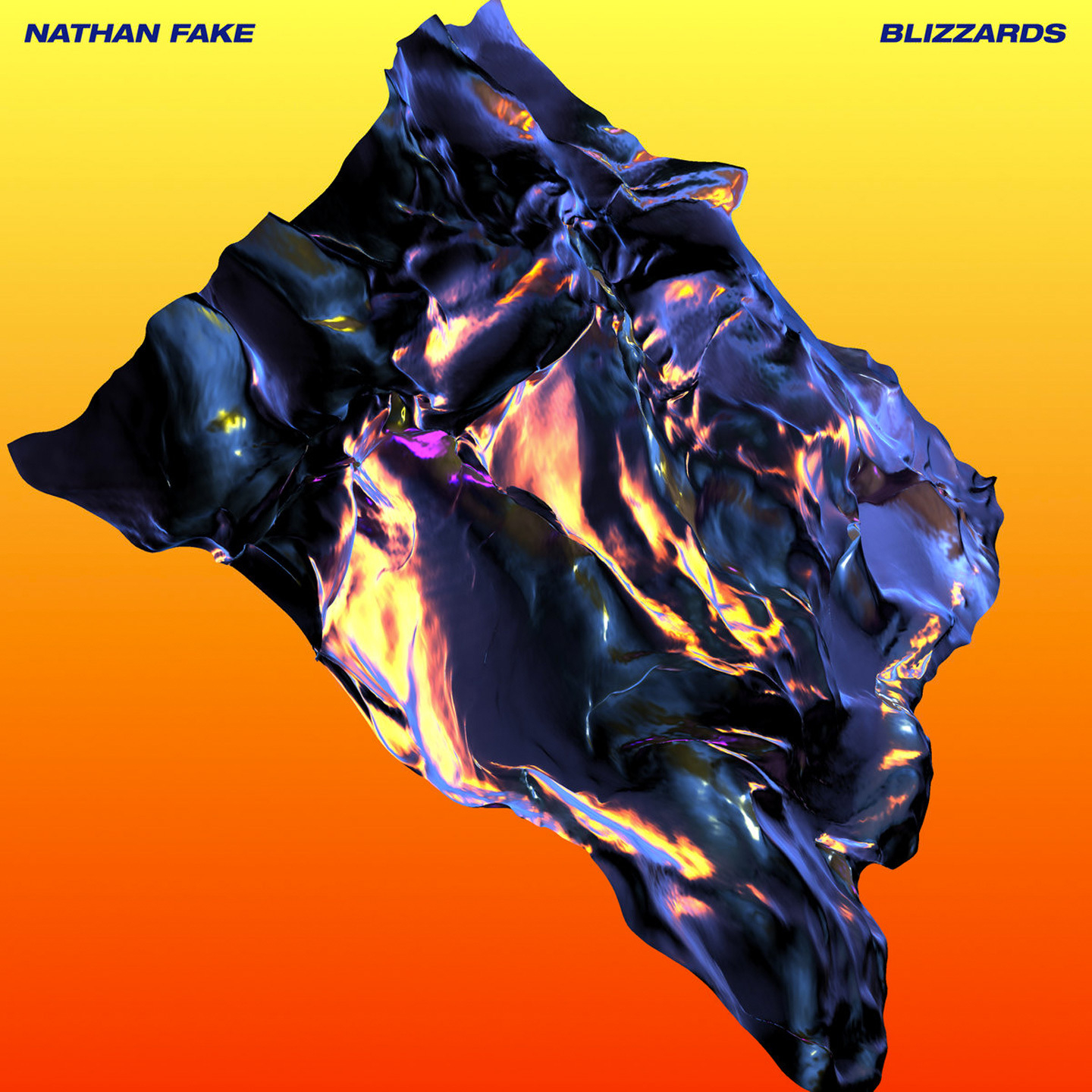 Nathan Fake - Blizzards