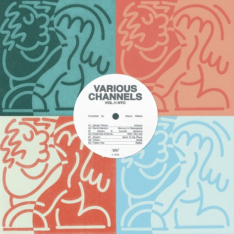 Various - Various Channels Vol​.​1: NYC - Compiled By Marco Weibel