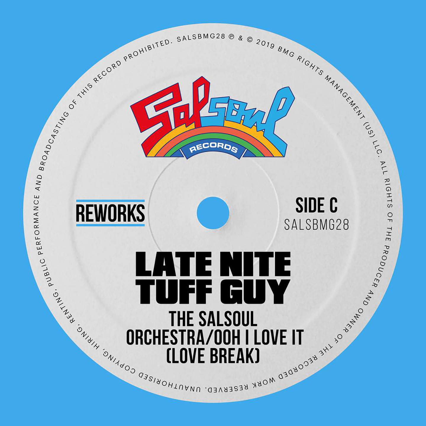 Late Nite Tuff Guy - Ooh I love It (Love Break) Reworks