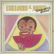 Chelonis R Jones - Dislocated Genius